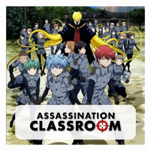 Assassination Classroom Puzzles