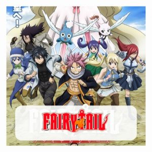 Fairy Tail Puzzles