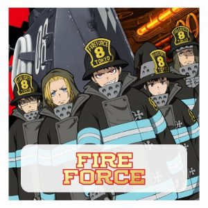 Fire Force Puzzles