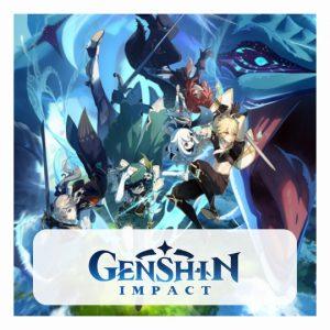 Genshin Impact Puzzles