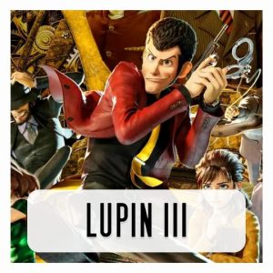 Lupin Puzzles