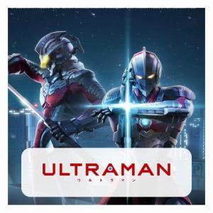 Ultraman Puzzles