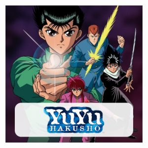 Yu Yu Hakusho Puzzles