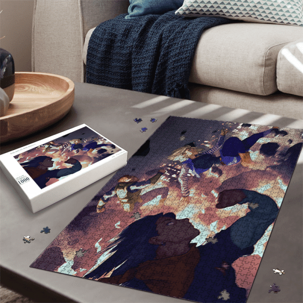 Android Saga Invasion Arc Dragon Ball Z 3D Art Cool Puzzle - Saiyan Stuff