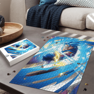 DBZ Vegito Super Saiyan Blue Kamehameha Fantastic Puzzle - Saiyan Stuff