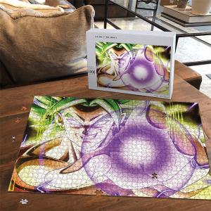 Dragon Ball Super Smirking Broly Awesome Landscape Puzzle - Saiyan Stuff