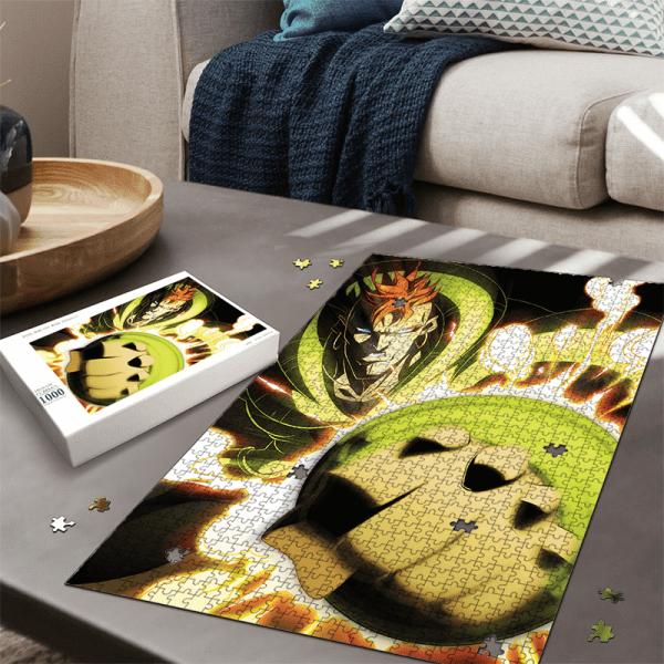 Dragon Ball Z Android 16 Rocket Punch Super Skill Cool Puzzle - Saiyan Stuff