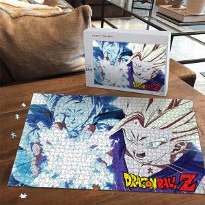 Father & Son Combined Kamehameha Goku And Gohan Combo Puzzle - Saiyan Stuff
