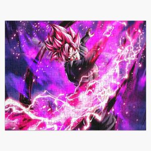 Super Saiyan Rosé And Black Jigsaw Puzzle RB0605 product Offical Anime Puzzles Merch
