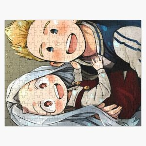 Togata Mirio, Eri - My Hero Academia Jigsaw Puzzle RB0605 product Offical Anime Puzzles Merch