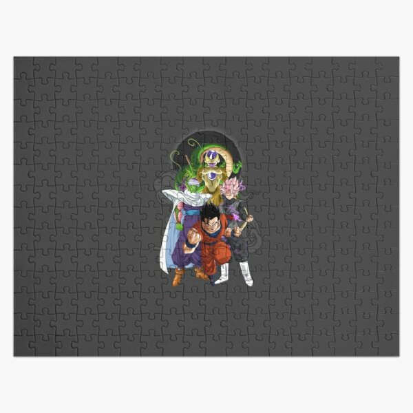 Dragon Ball Z Squad  |Gift shirt Jigsaw Puzzle RB0605 product Offical Anime Puzzles Merch