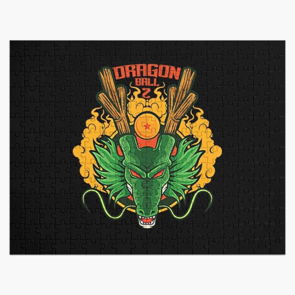 Shenron T-Shirt Jigsaw Puzzle RB0605 product Offical Anime Puzzles Merch