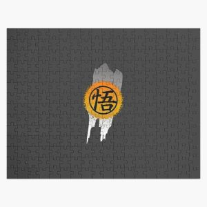 Dragon ball Z school  |Gift shirt Jigsaw Puzzle RB0605 product Offical Anime Puzzles Merch