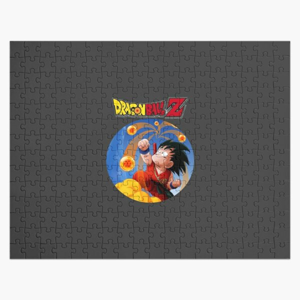 So-goku power bal  |Gift shirt Jigsaw Puzzle RB0605 product Offical Anime Puzzles Merch
