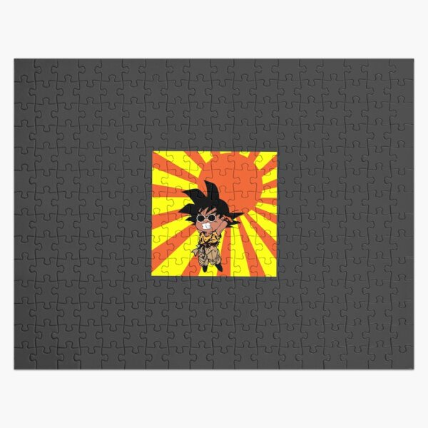 Son goku-power  |Gift shirt Jigsaw Puzzle RB0605 product Offical Anime Puzzles Merch