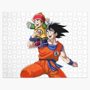 Son Goku and Son Gohan Jigsaw Puzzle RB0605 product Offical Anime Puzzles Merch