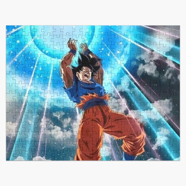 Spirit bomb goku Jigsaw Puzzle RB0605 product Offical Anime Puzzles Merch