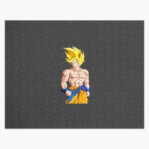GOKU DRAGON BALL Z  |Gift shirt Jigsaw Puzzle RB0605 product Offical Anime Puzzles Merch