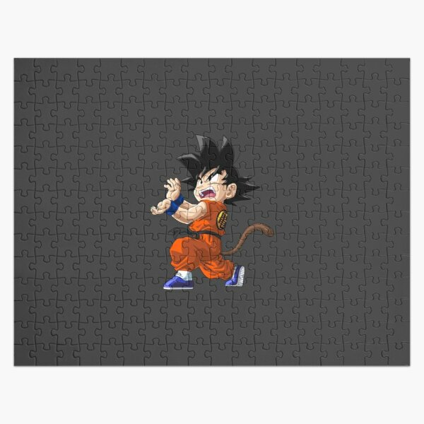SON GOKU DRAGON BALL Z   Gift shirt Jigsaw Puzzle RB0605 product Offical Anime Puzzles Merch