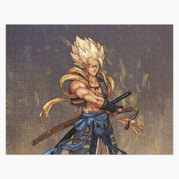 dragonball Jigsaw Puzzle RB0605 product Offical Anime Puzzles Merch