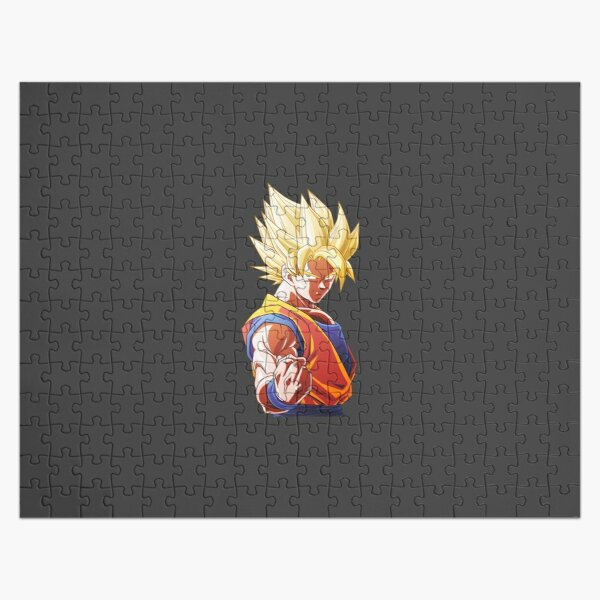 GOKU DRAGON BALL Z   Gift shirt Jigsaw Puzzle RB0605 product Offical Anime Puzzles Merch