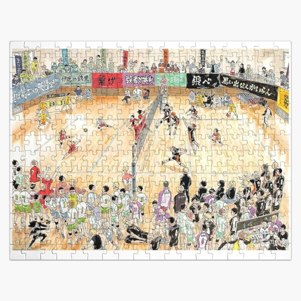 Haikyuu Jigsaw Puzzle RB0605 product Offical Anime Puzzles Merch