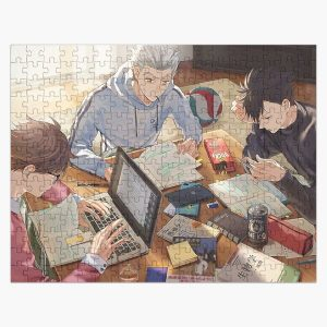 Haikyuu!! Decision Jigsaw Puzzle RB0605 product Offical Anime Puzzles Merch