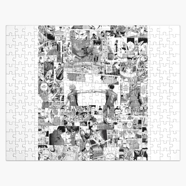 Haikyuu! Manga Collage V2 Jigsaw Puzzle RB0605 product Offical Anime Puzzles Merch