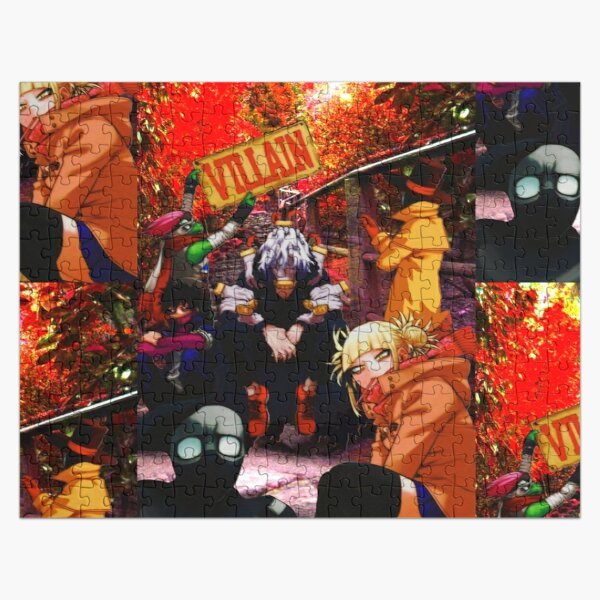 My Villain Academia Jigsaw Puzzle RB0605 product Offical Anime Puzzles Merch