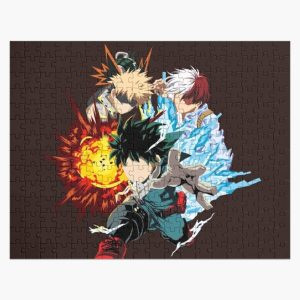 Hero academia Jigsaw Puzzle RB0605 product Offical Anime Puzzles Merch