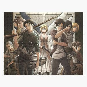 Japan Anime Attack Full Team Jigsaw Puzzle RB0605 product Offical Anime Puzzles Merch