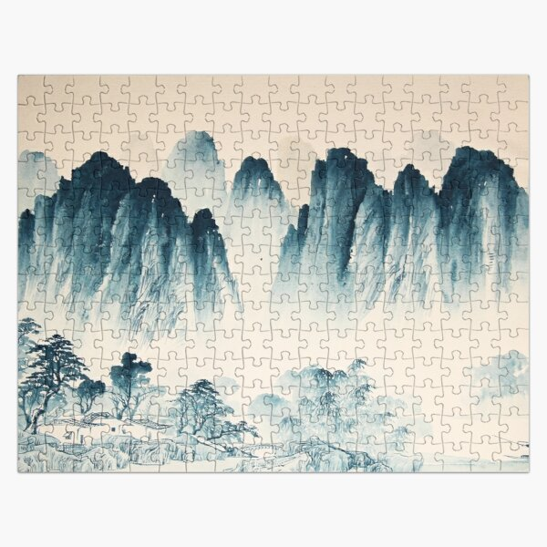 Japanese Art   Jigsaw Puzzle RB0605 product Offical Anime Puzzles Merch