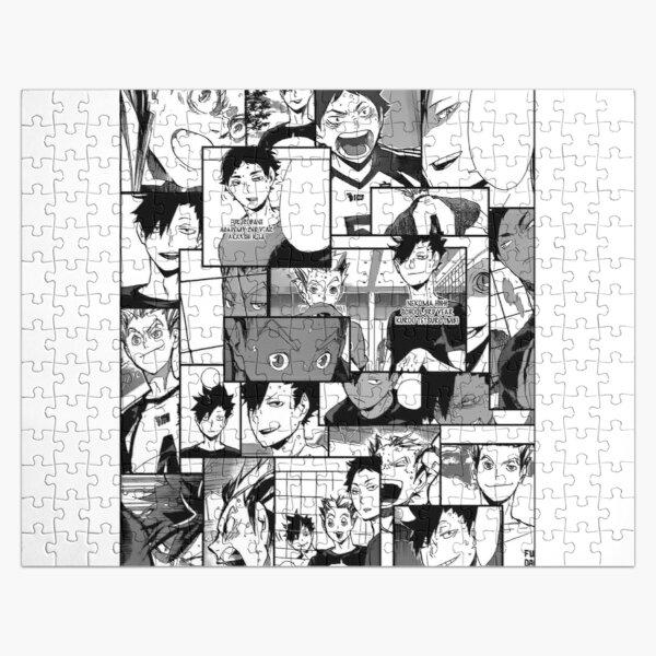 Haikyuu Bokuto & Kuroo Manga Edit Jigsaw Puzzle RB0605 product Offical Anime Puzzles Merch