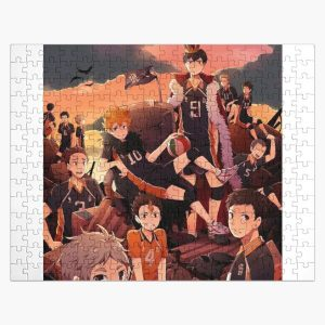 Karasuno Champions Jigsaw Puzzle RB0605 product Offical Anime Puzzles Merch
