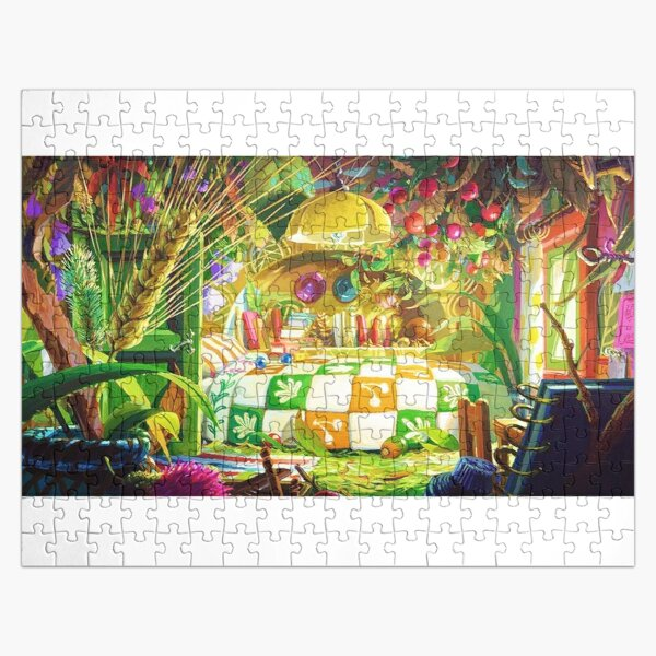 THE SECRET WORLD OF ARRIETTY  Jigsaw Puzzle RB0605 product Offical Anime Puzzles Merch