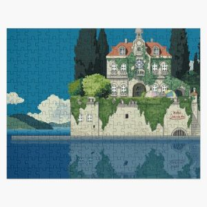 Hotel Adriano Jigsaw Puzzle RB0605 product Offical Anime Puzzles Merch