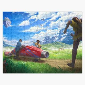 The Adventure Begins Jigsaw Puzzle RB0605 product Offical Anime Puzzles Merch