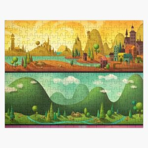stages one Jigsaw Puzzle RB0605 product Offical Anime Puzzles Merch