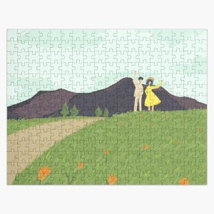 Goodbye Wave - The Wind Rises Jigsaw Puzzle RB0605 product Offical Anime Puzzles Merch
