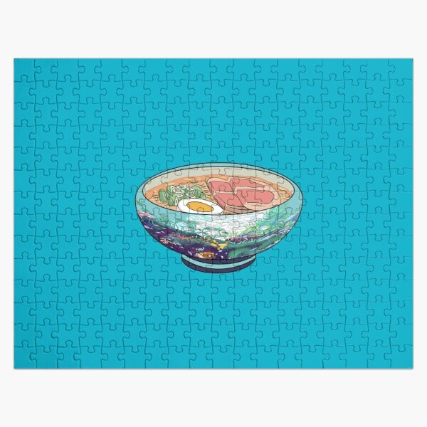 Japanese ramen Jigsaw Puzzle RB0605 product Offical Anime Puzzles Merch