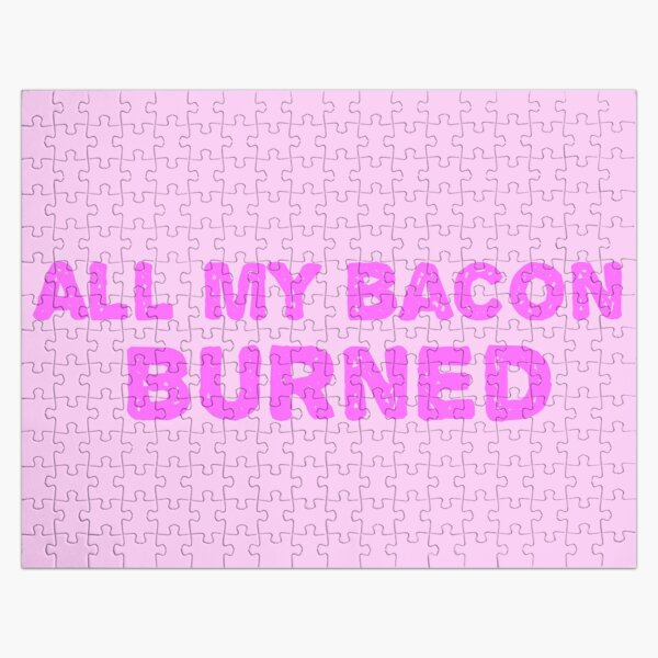All My Bacon Burned - Calcifer  Jigsaw Puzzle RB0605 product Offical Anime Puzzles Merch