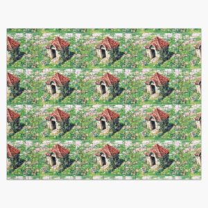 Anime flower field background  Jigsaw Puzzle RB0605 product Offical Anime Puzzles Merch