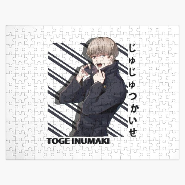 Toge Inumaki - Jujutsu Kaisen Jigsaw Puzzle RB0605 product Offical Anime Puzzles Merch
