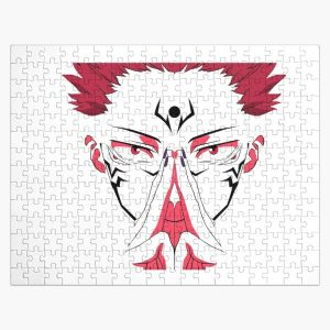 Funny  itadori Cursed demon - Funny jujutsu kaisen characters  Jigsaw Puzzle RB0605 product Offical Anime Puzzles Merch