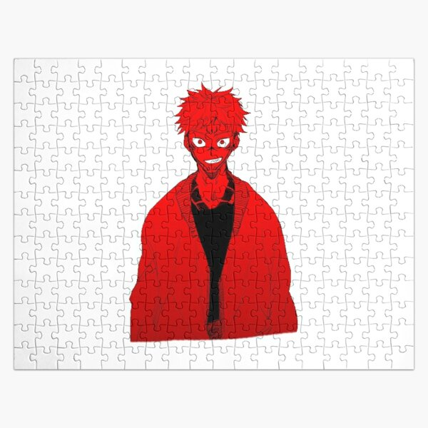 Cursed demon - Funny jujutsu kaisen characters  Jigsaw Puzzle RB0605 product Offical Anime Puzzles Merch