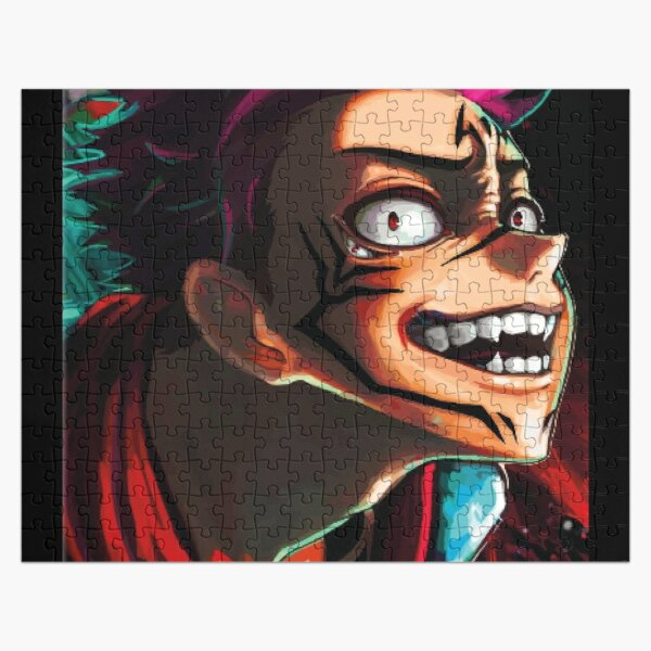 jujutsu kaisen anime Jigsaw Puzzle RB0605 product Offical Anime Puzzles Merch