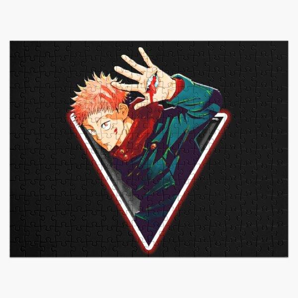 Jujutsu Kaisen - ITADORI YUJI SUKUNA HAND Jigsaw Puzzle RB0605 product Offical Anime Puzzles Merch