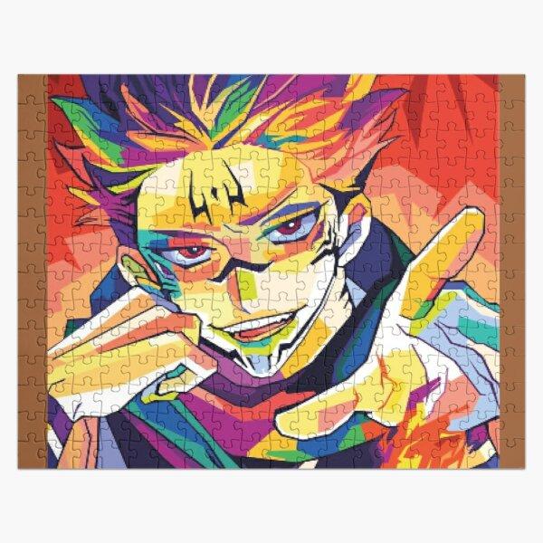 ryomen sukuna  jujutsu kaisen anime Jigsaw Puzzle RB0605 product Offical Anime Puzzles Merch
