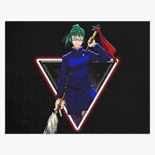 Jujutsu Kaisen - MAKI ZENIN Jigsaw Puzzle RB0605 product Offical Anime Puzzles Merch