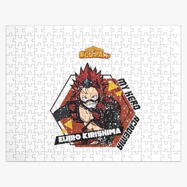 MY HERO ACADEMIA (BNHA): EIJIRO KIRISHIMA (GRUNGE STYLE) Jigsaw Puzzle RB0605 product Offical Anime Puzzles Merch